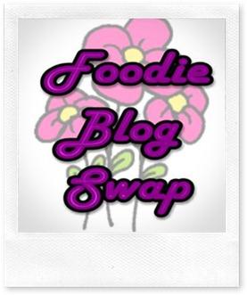 foodie blog swap